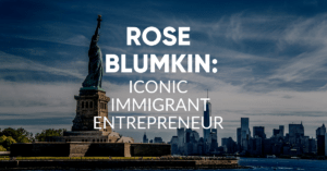 rose blumkin story