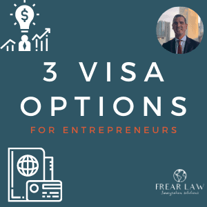 visa options for entrepreneurs