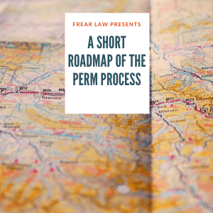 Roadmap of the PERM Labor Certification Process
