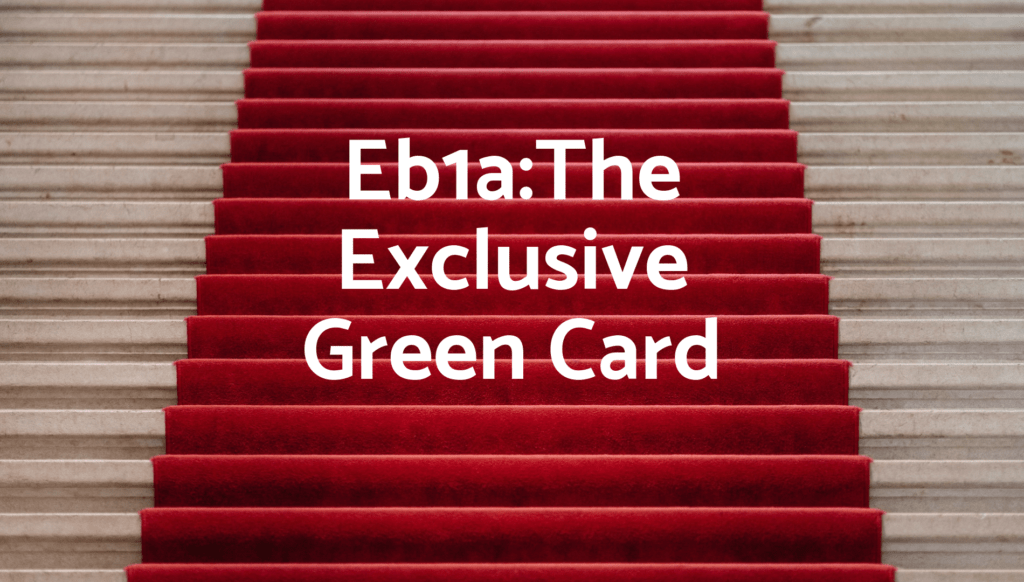 charlotte immigration lawyer eb1a green card